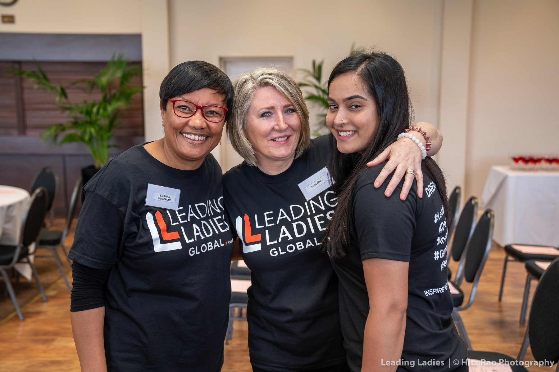 The Leading Ladies Launch Event